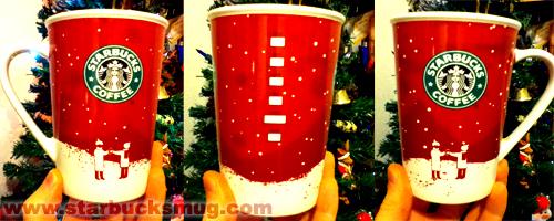 StarbucksMug.com » Blog Archive » Starbucks 2007 Christmas Mug